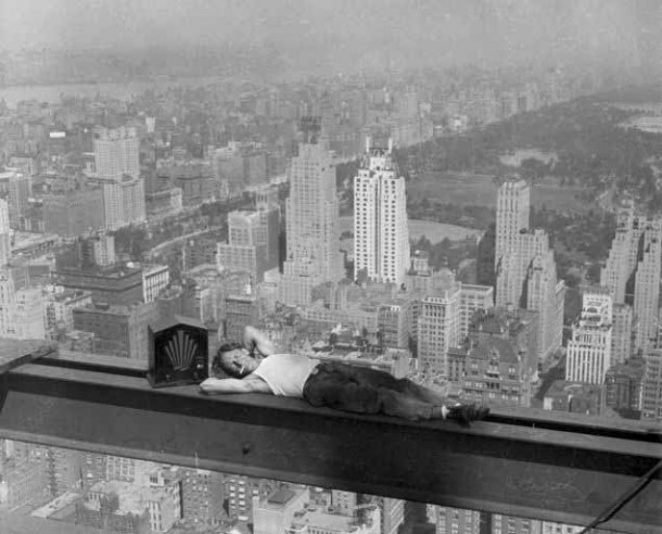 Empire State Building Construction 5