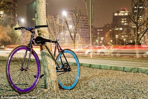 Yerka es la bicicleta inestable 2