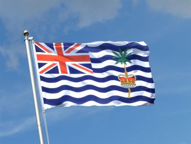 Bandera Territorio Británico del Océano Índico (2)