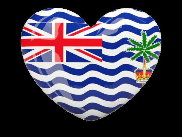 Bandera Territorio Británico del Océano Índico (4)