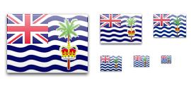 Bandera Territorio Británico del Océano Índico (10)