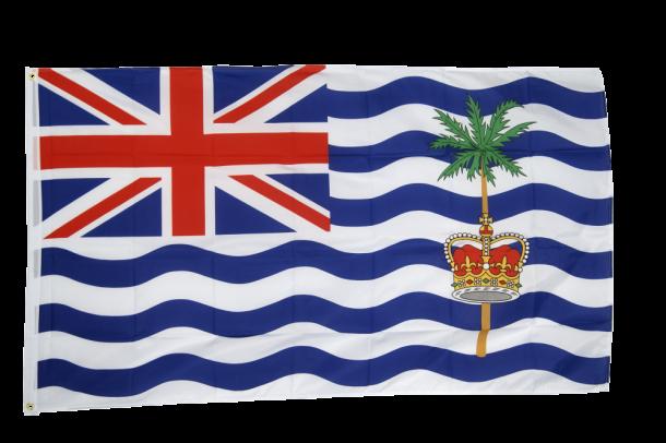 Bandera Territorio Británico del Océano Índico (13)