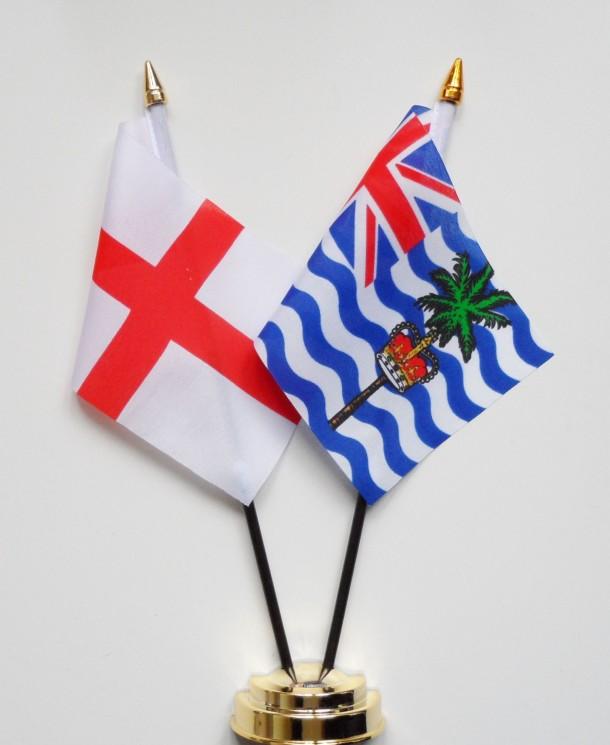 Bandera Territorio Británico del Océano Índico (14)
