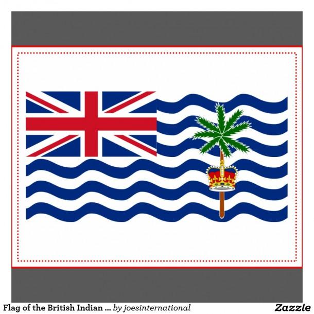 Bandera Territorio Británico del Océano Índico (15)