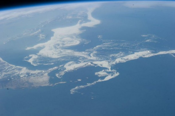 Fotos increíbles desde el espacio 2