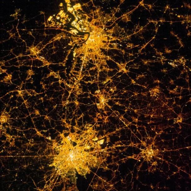Increíbles fotos desde el espacio