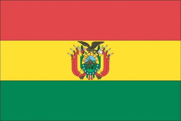 Bandera de Bolivia (2)