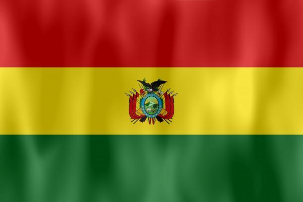 drapeau bolivie bolivia bandera