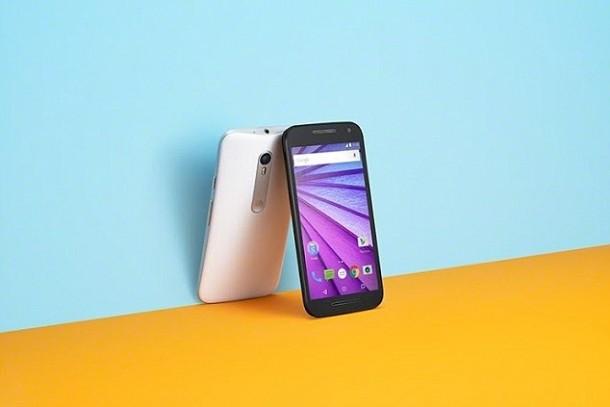 Motorola lanza el teléfono inteligente de carga más rápido del mundo 5