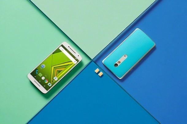 Motorola lanza el teléfono inteligente de carga más rápido del mundo 3