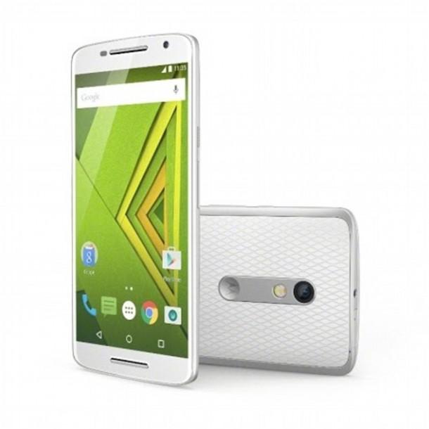 Motorola lanza el teléfono inteligente de carga más rápido del mundo 4