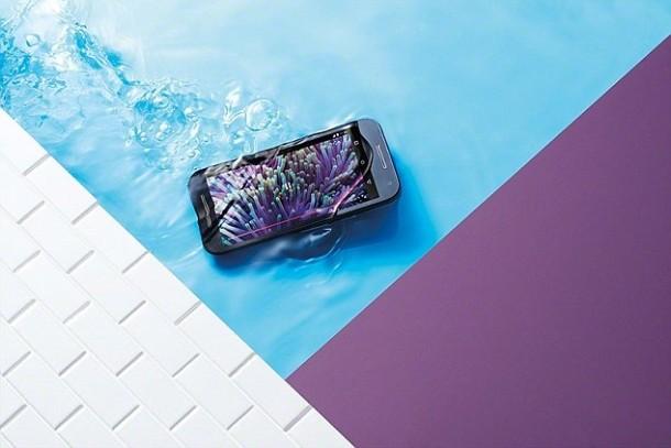 Motorola lanza el teléfono inteligente de carga más rápido del mundo 7