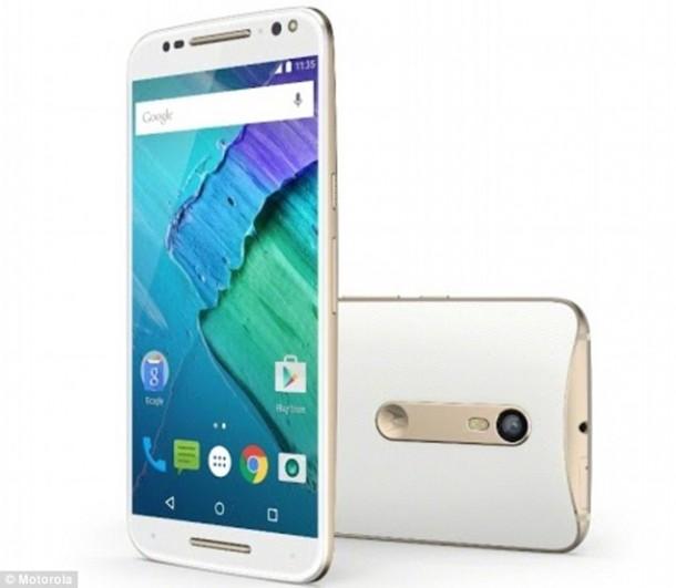 Motorola lanza el teléfono inteligente de carga más rápido del mundo 2