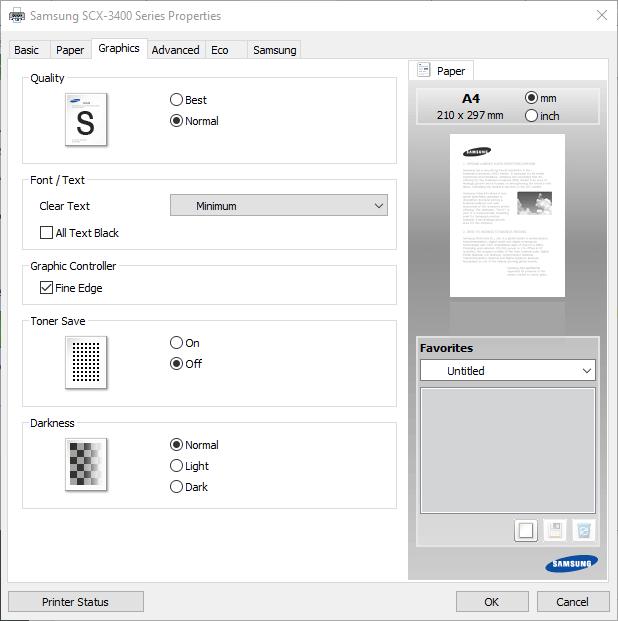 La configuración de calidad de impresión sobresale de los bordes de la hoja de cálculo y las líneas de la cuadrícula no se imprimen