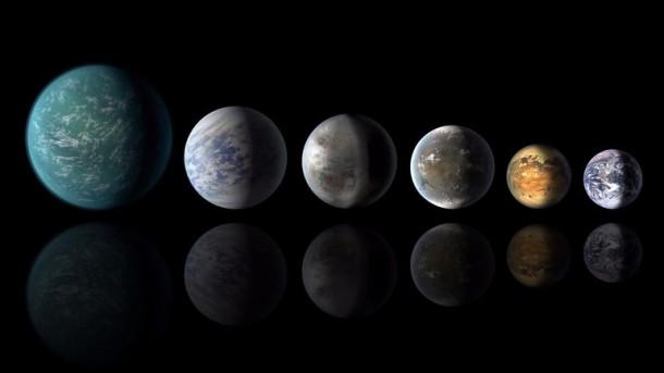 Kepler ha descubierto la próxima tierra 13