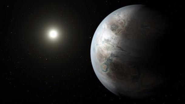 Kepler ha descubierto la próxima tierra