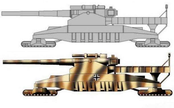 Segunda Guerra Mundial y Big Cannons 2