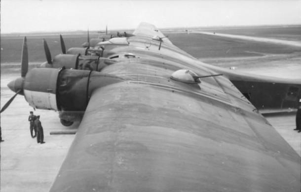 ME-323 avión nazi4