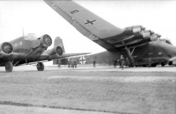 ME-323 avión nazi6