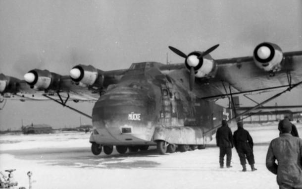 ME-323 avión nazi8