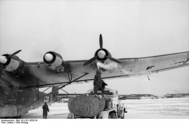 Avión nazi ME-3239