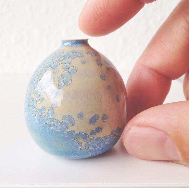 Pequeña cerámica de Jon Almeda es increíble 9