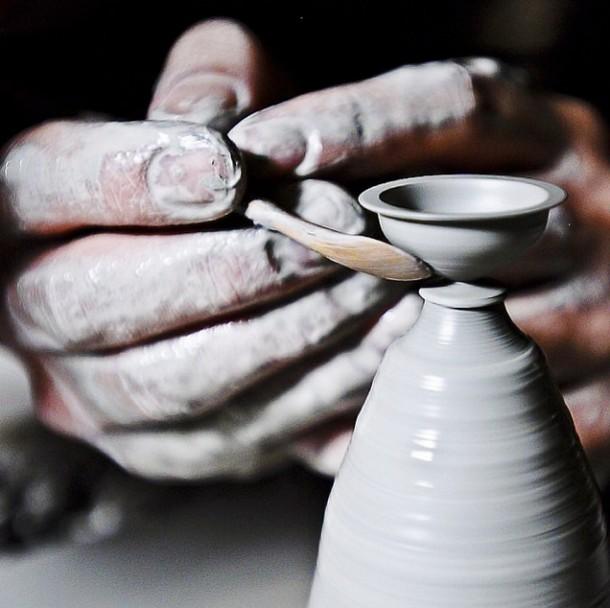 Pequeña cerámica de Jon Almeda es increíble 7