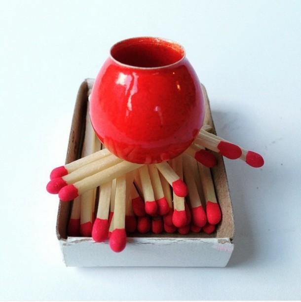 Pequeña cerámica de Jon Almeda es increíble 5