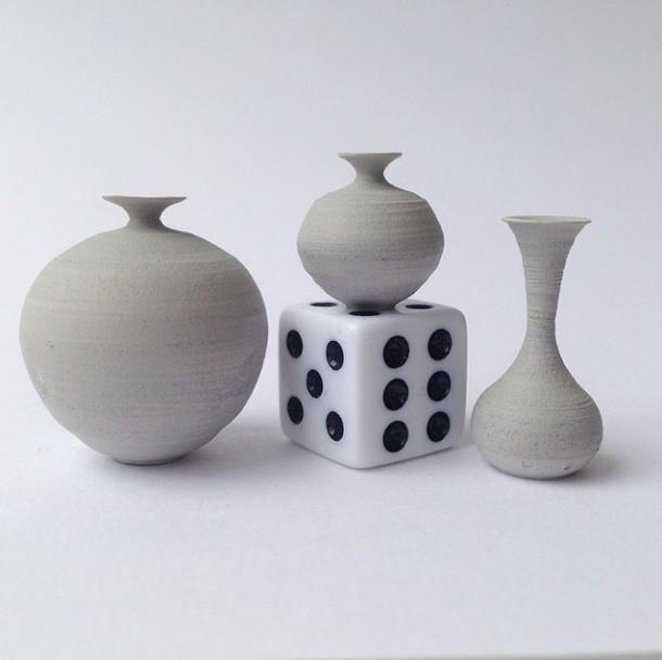 Pequeña cerámica de Jon Almeda es increíble 4