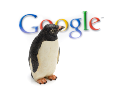 chim cánh cụt google