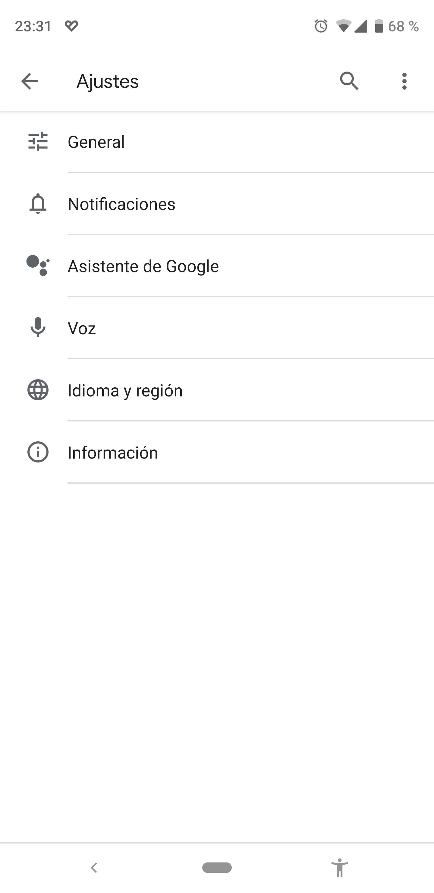 Aburrido del Asistente de Google?  Pasos para deshabilitarlo 1