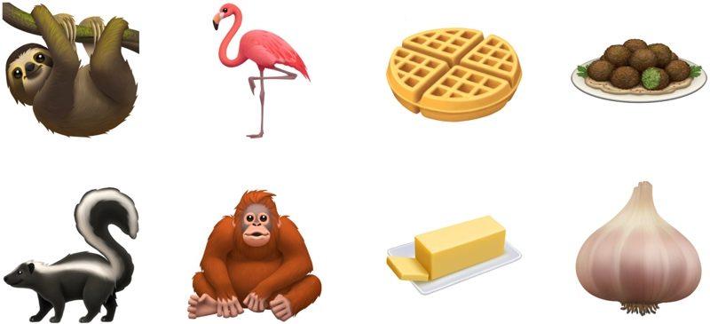Apple Estamos por delante de los nuevos emojis que llegarán este año para el Día Mundial del Emoji 2