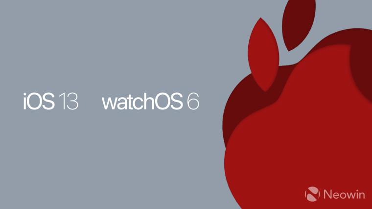 Apple lanza la cuarta versión beta pública de iOS 13, iPadOS 13 y tvOS 13 1