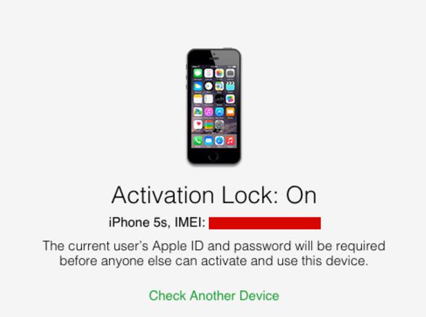 Aquí es cómo puede verificar si el iPhone que está comprando es robado o no