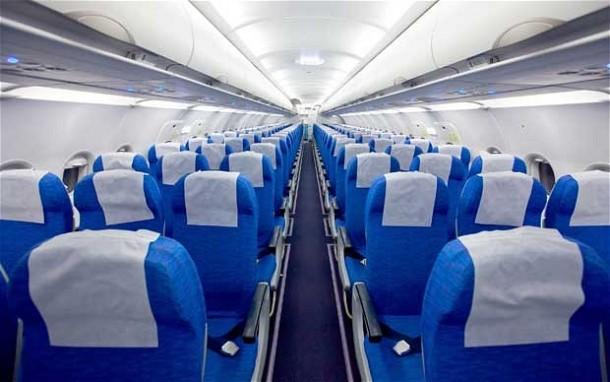 ¿Dónde quieres estar sentado durante un accidente aéreo? 4