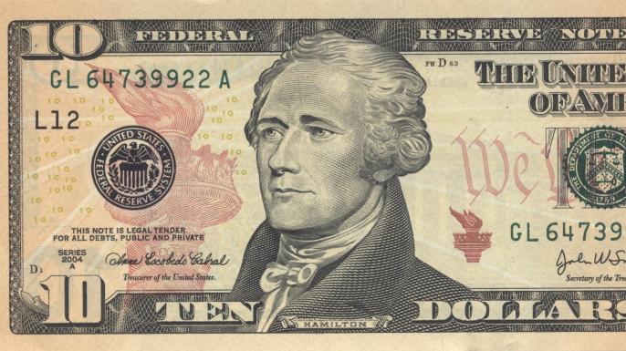 cómo cambiar 10 $ bill a 50 $ 5