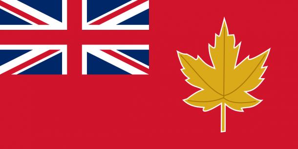 Bandera de Canadá (1)