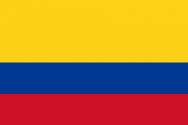 Bandera de Colombia (1)