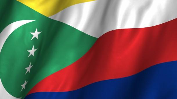 Bandera de Comoras (1)