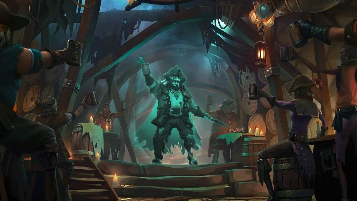 Cómo convertirte en una leyenda pirata en el mar de ladrones (y qué te trae esto) 1