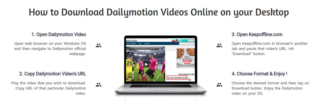 Cómo descargar videos de Dailymotion en Android 1