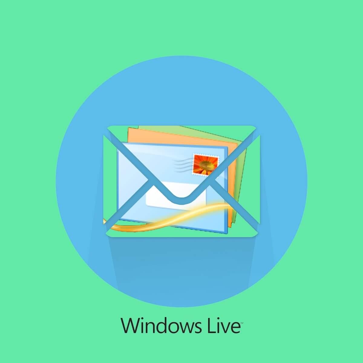 Suscripción de Windows Live Mail