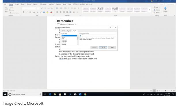 Cómo eliminar una página en Microsoft Word 1