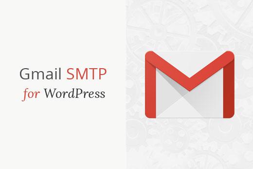 Cách gửi tin nhắn e-mail trong WordPress bằng máy chủ Gmail SMTP 6