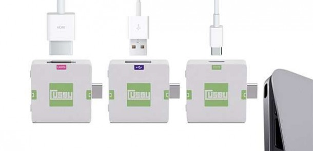 Cusby USB-C