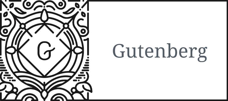 Redakteur van Gutenberg