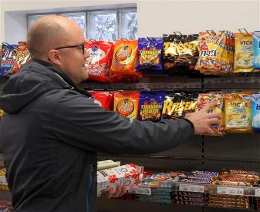 Echa un vistazo a la tienda sin personal en Suecia donde compras usando tu teléfono inteligente 2