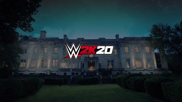 Edición de coleccionista WWE 2K20