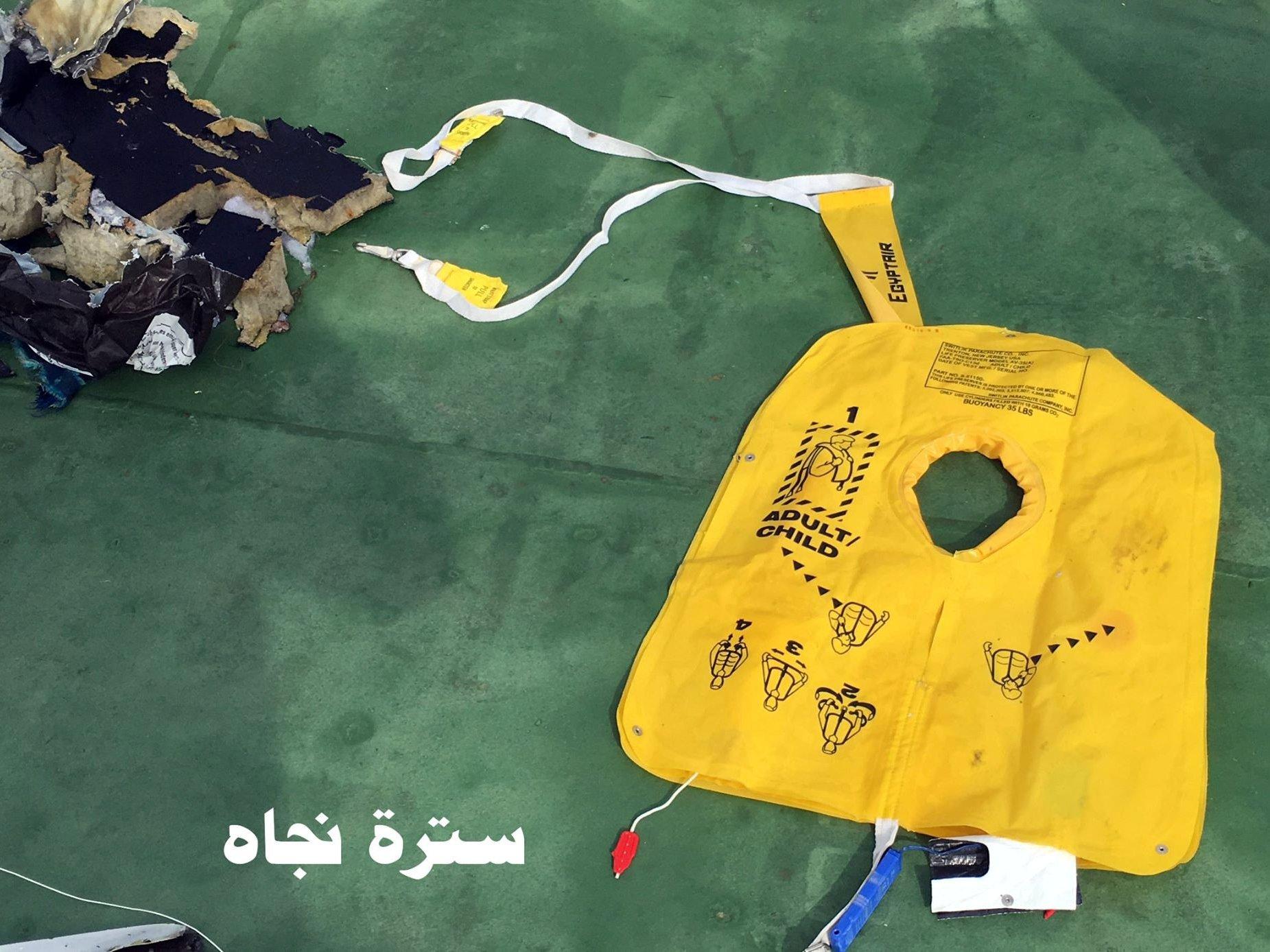 Lanzamiento del submarino robot Egipto 804