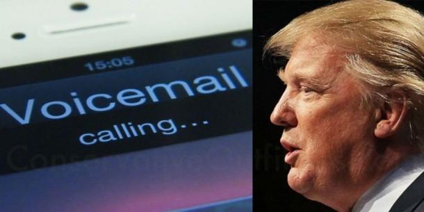 El correo de voz de Donald Trump ha sido pirateado y filtrado por Anonymous 3